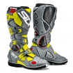 Sidi Crossfire 2 Stiefel Black-Grey-Fluo Yellow