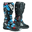 Sidi Crossfire 2 Stiefel Light Blue-Black