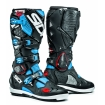 Sidi Crossfire 2 SRS Stiefel Light Blue-Black