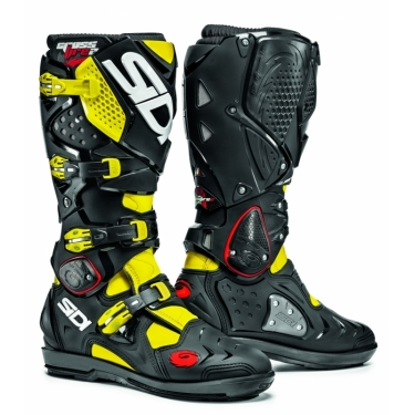 Sidi Crossfire 2 SRS Boots Fluo Yellow-Black