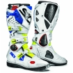 Sidi Crossfire 2 Stiefel Fluo Yellow-White-Blue