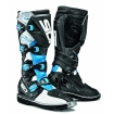 Sidi X-Treme Stiefel White-Light Blue-Black