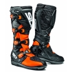 Sidi X-Treme SRS Stiefel Fluo Orange-Black