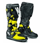 Sidi X-Treme SRS Stiefel Fluo Yellow-Black