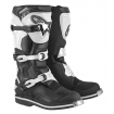 Alpinestars Tech 1 Stiefel Black-White 2016 SALE