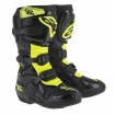 Alpinestars Tech 6S Stiefel Black-Fluo Yellow Kids 2016 SALE