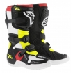 Alpinestars Tech 6S Stiefel Black-Red-Fluo Yellow Kids 2016 SALE