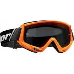Thor Combat Sand Goggle Flo Orange-Black