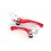 ZAP TechniX Competition Klapphebelsatz Honda CRF 250R/450R 07- red