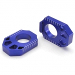 Zeta Racing Axle Blocks Kawasaki KX 85 01-